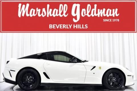 2011 Ferrari 599 GTO for sale in Cleveland, OH