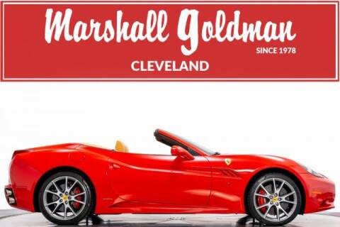 2010 Ferrari California For Sale In Cleveland Oh