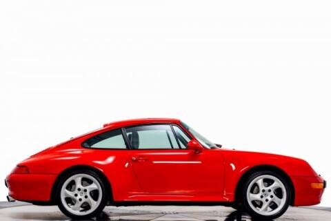 1998 Porsche 911 Carrera S for sale at Marshall Goldman Motor Sales in Cleveland OH