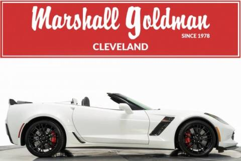 2016 Chevrolet Corvette Z06 for sale at Marshall Goldman Motor Sales in Cleveland OH