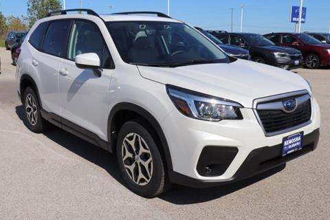 2020 Subaru Forester for sale in Janesville, WI