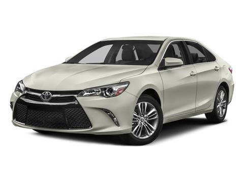 2016 Toyota Camry for sale in Janesville, WI