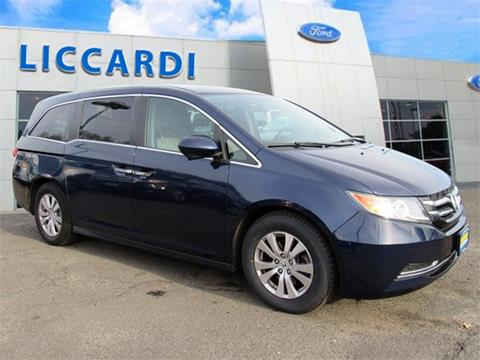 2014 Honda Odyssey for sale in Watchung, NJ