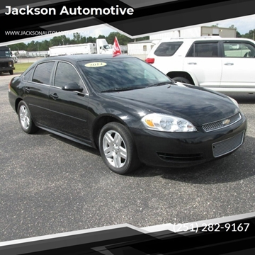 2014 Chevrolet Impala Limited for sale in Jackson, AL