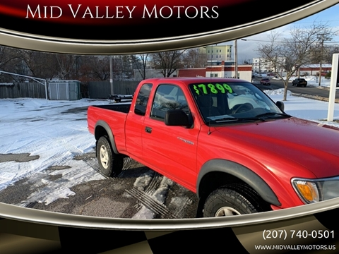 2002 Toyota Tacoma for sale in Lewiston, ME