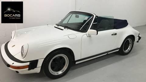 1984 Porsche 911 for sale in Boca Raton, FL