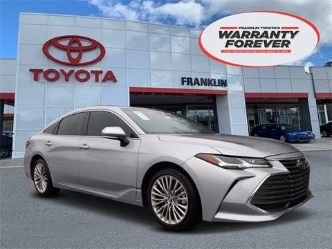2019 Toyota Avalon for sale in Statesboro, GA