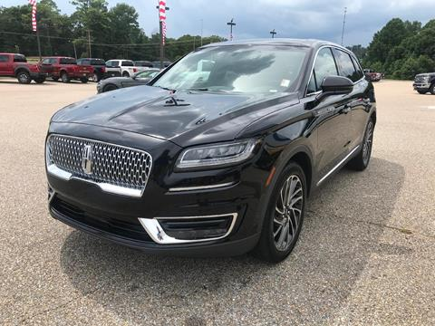 2019 Lincoln Nautilus for sale in Troy, AL