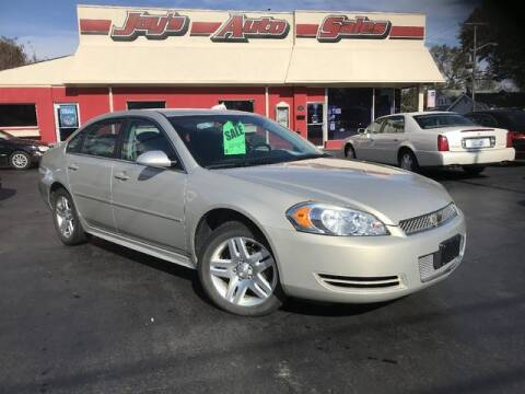2012 Chevrolet Impala for sale in Louisville, KY