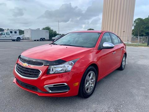 2015 Chevrolet Cruze for sale at Asap Motors Inc in Fort Walton Beach FL