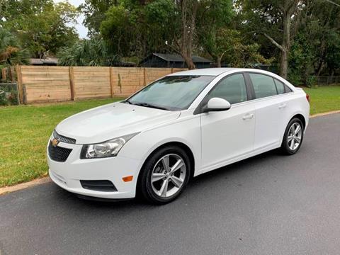 2012 Chevrolet Cruze for sale at Asap Motors Inc in Fort Walton Beach FL