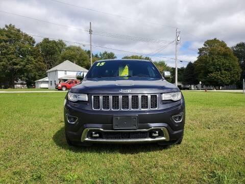 2015 Jeep Grand Cherokee Overland (image 3)