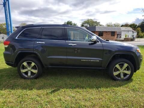 2015 Jeep Grand Cherokee Overland (image 7)
