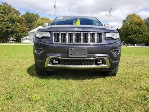 2015 Jeep Grand Cherokee Overland (image 8)