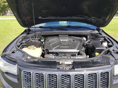 2015 Jeep Grand Cherokee Overland (image 26)