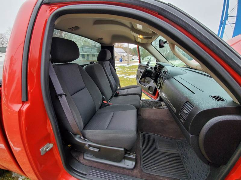 2011 Chevrolet Silverado 1500 LT (image 17)