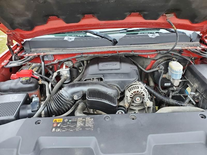 2011 Chevrolet Silverado 1500 LT (image 16)