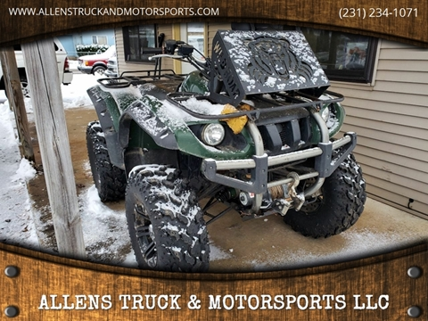 2006 Yamaha Grizzly for sale in Buckley, MI