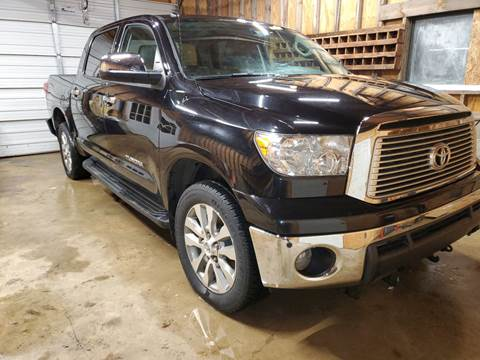 2012 Toyota Tundra for sale in Buckley, MI
