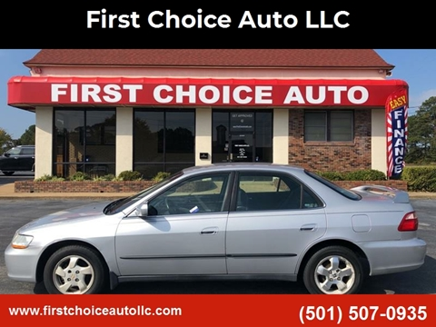 1999 Honda Accord for sale in Benton, AR