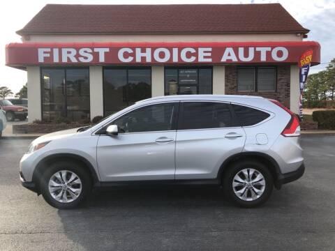 1St Choice Auto >> First Choice Auto Llc Car Dealer In Benton Ar
