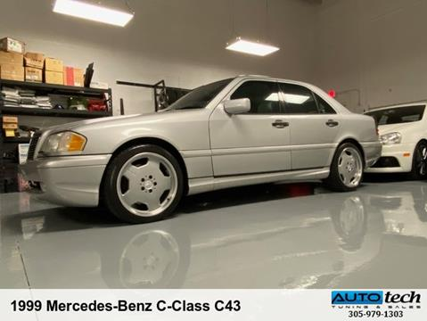 1999 Mercedes-Benz C-Class for sale in Miami, FL