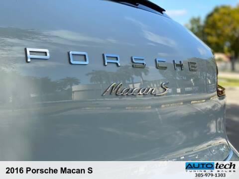 2016 Porsche Macan for sale in Miami, FL