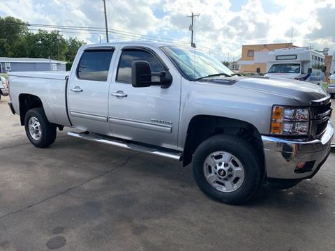2011 Chevrolet Silverado 2500hd For Sale In Texas City Tx