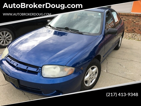 2004 Chevrolet Cavalier for sale in Decatur, IL