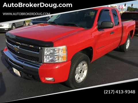 Miles Chevrolet Decatur Il >> 2010 Chevrolet Silverado 1500 For Sale In Decatur Il