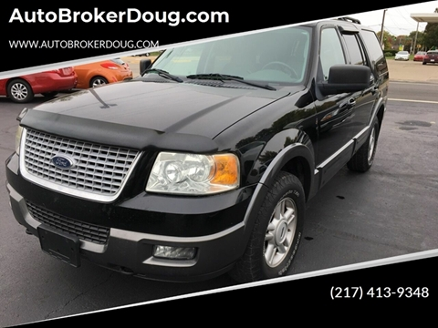 2005 Ford Expedition for sale in Decatur, IL