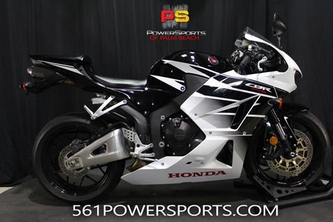 2016 Honda CBR600RR for sale in South Lee, FL