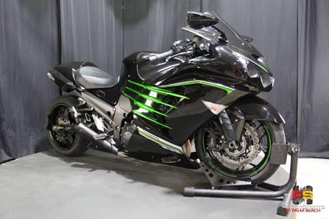 2015 Kawasaki Ninja for sale in South Lee, FL