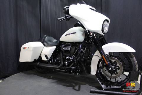 2018 Harley-Davidson Street Glide for sale in South Lee, FL