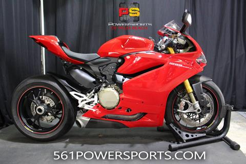 2016 Ducati 1299 Panigale S for sale in South Lee, FL