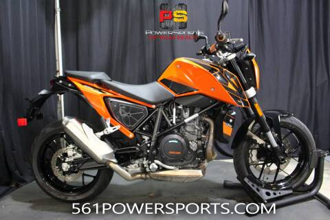 2017 KTM 690 Duke for sale at 954 Powersports in South Lee FL