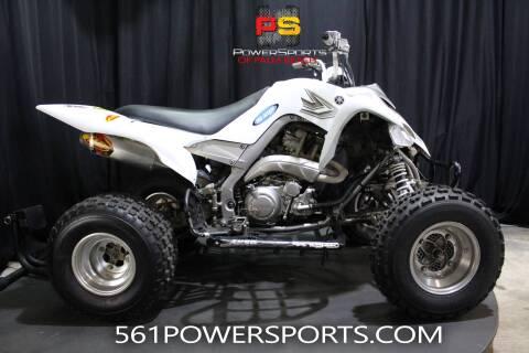 2006 Yamaha Raptor for sale in South Lee, FL
