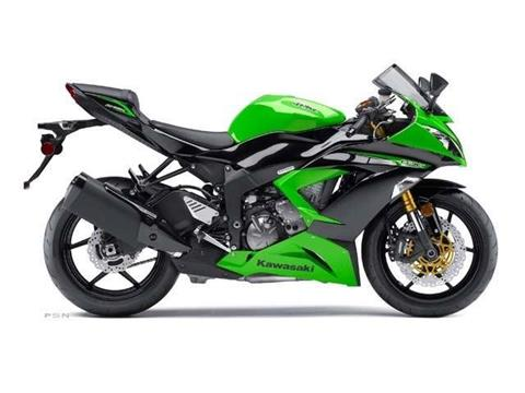 2013 Kawasaki Ninja ZX-6R for sale in South Lee, FL
