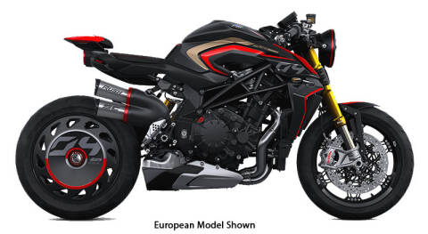 2020 MV Agusta Rush 1000 for sale at 954 Powersports in South Lee FL