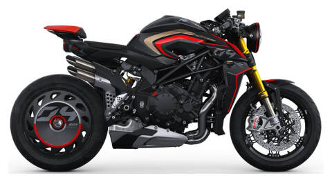 2020 MV Agusta Rush 1000 for sale at Powersports of Palm Beach in Hollywood FL