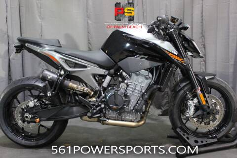 2019 KTM 790 Duke for sale at Powersports of Palm Beach in South Lee FL