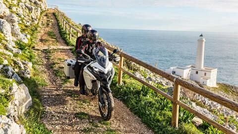 2018 Ducati Multistrada 1200 Enduro Tourin