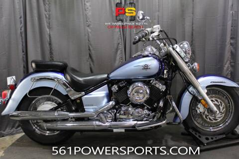 2004 Yamaha V Star® Classic for sale at Powersports of Palm Beach in South Lee FL