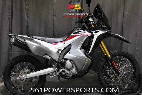 2018 Honda CRF250L Rally for sale at Powersports of Palm Beach in South Lee FL