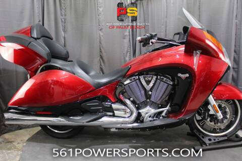 2015 Victory Vision® Tour for sale at Powersports of Palm Beach in South Lee FL