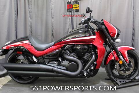 2019 Suzuki Boulevard M109R B.O.S.S. for sale at Powersports of Palm Beach in South Lee FL