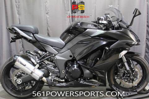 2019 Kawasaki Ninja 1000 ABS for sale at Powersports of Palm Beach in South Lee FL