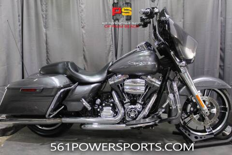2015 Harley-Davidson Street Glide® Special for sale at Powersports of Palm Beach in South Lee FL