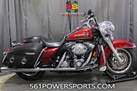 2007 Harley-Davidson FLHR Road King® for sale at Powersports of Palm Beach in Hollywood FL