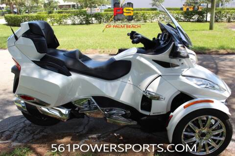 2018 Can-Am Spyder RT Limited for sale at Powersports of Palm Beach in South Lee FL
